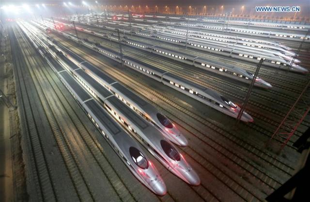 chinnahighspeedtrains
